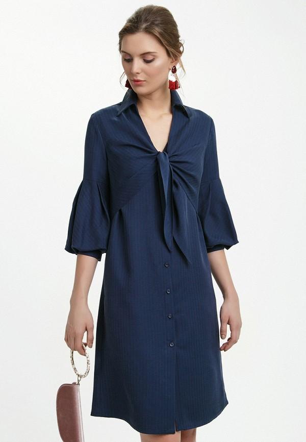 Купить Платье Audrey Right, MP002XW15GDC, синий, Весна-лето 2018