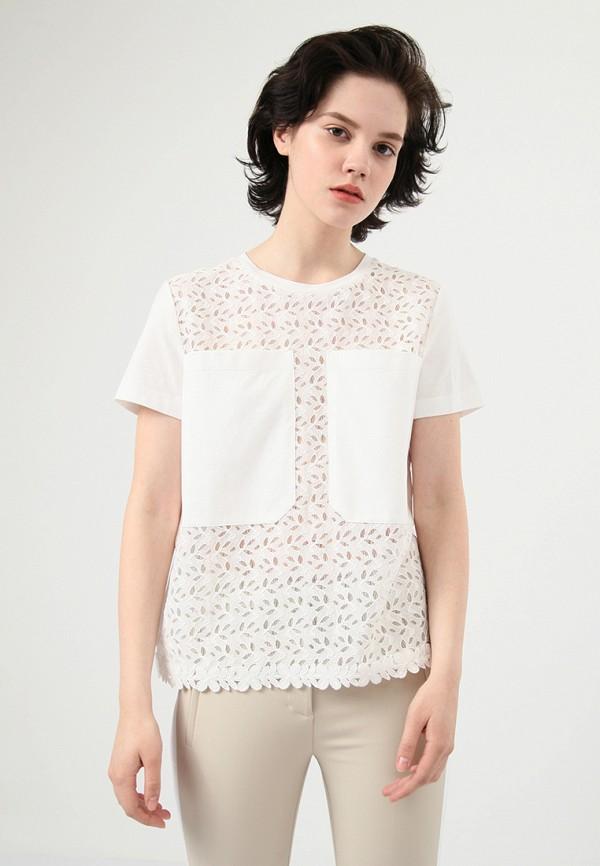 Купить Блуза Lime, MP002XW15HE2, белый, Весна-лето 2018