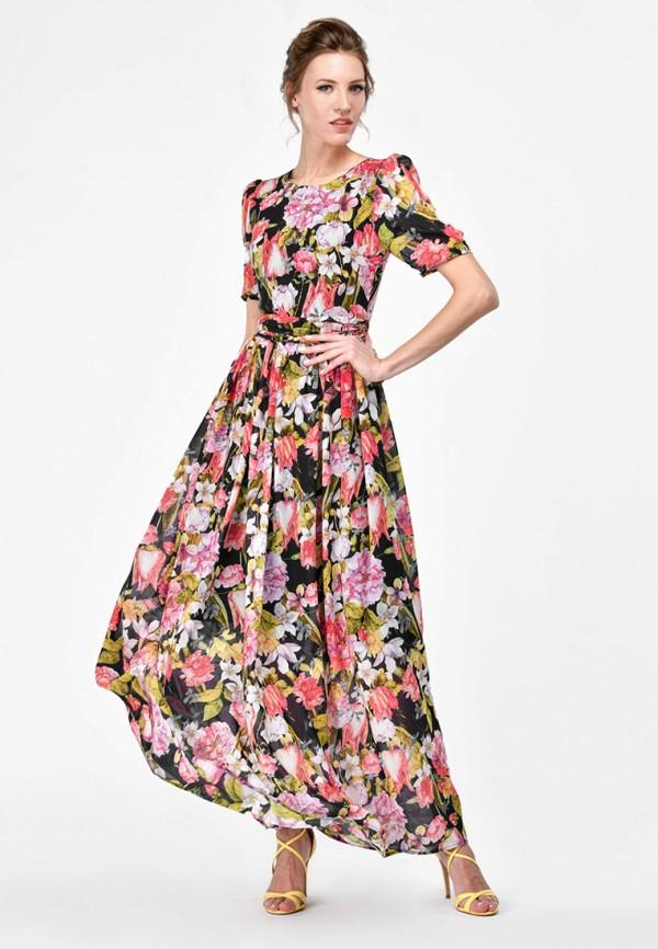 Купить Платье Alisia Fiori, Ванесса W, MP002XW15HOO, разноцветный, Весна-лето 2018