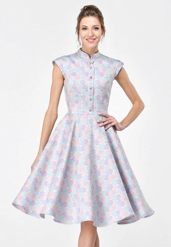 Купить Платье Alisia Fiori, Белла Мелания W, MP002XW15HOQ, разноцветный, Весна-лето 2018