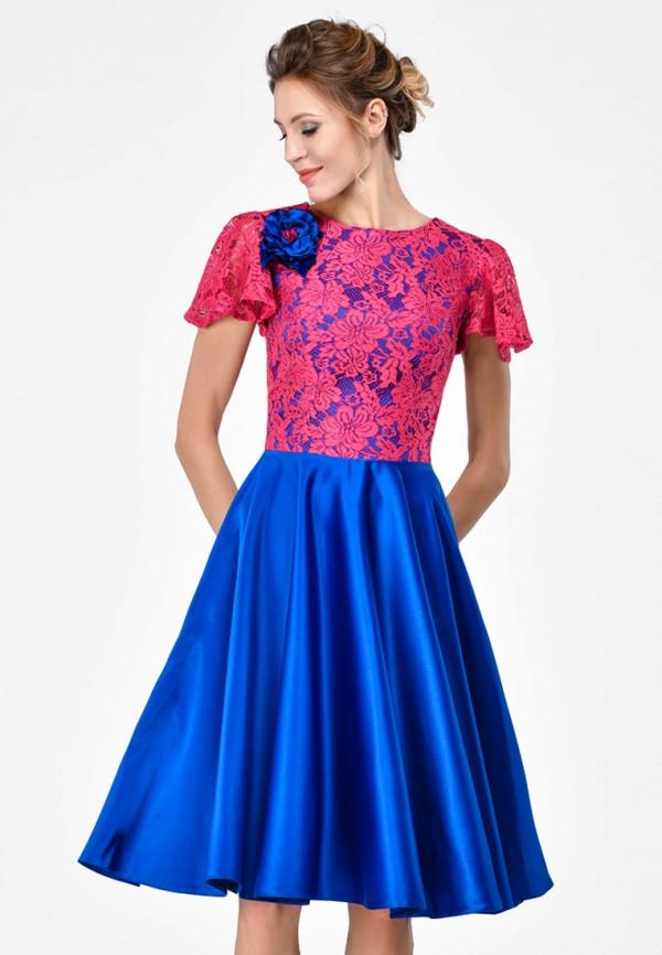 Купить Платье Alisia Fiori, MP002XW15HPC, разноцветный, Весна-лето 2018
