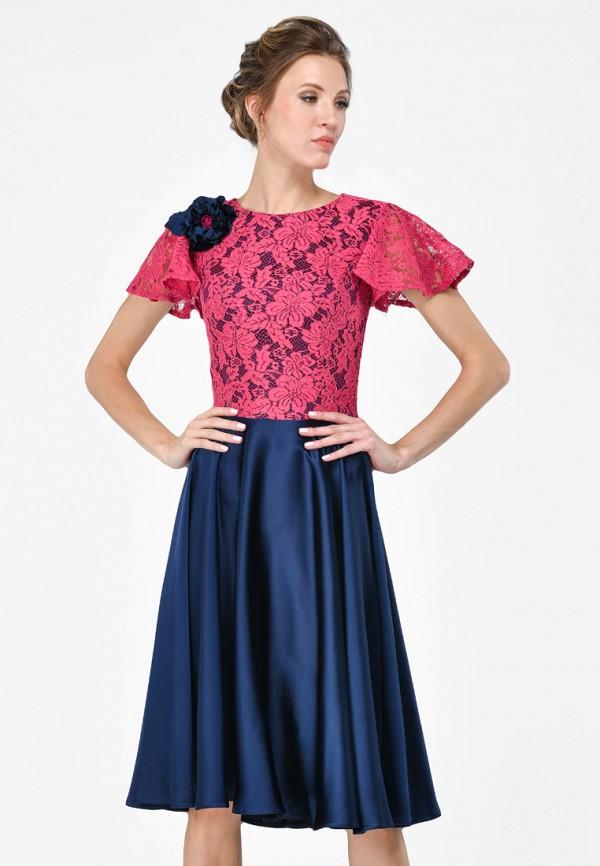 Купить Платье Alisia Fiori, MP002XW15HPD, разноцветный, Весна-лето 2018