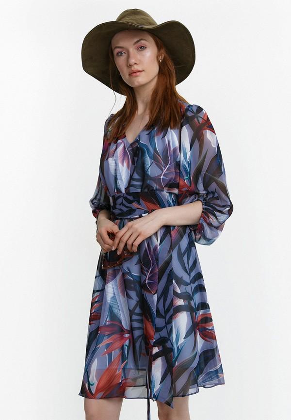 Купить Платье Audrey Right, MP002XW15HQL, синий, Весна-лето 2018