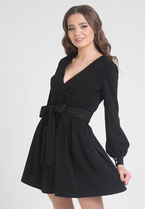 Купить Платье Cauris, Cerasus, MP002XW15HX2, черный, Весна-лето 2018