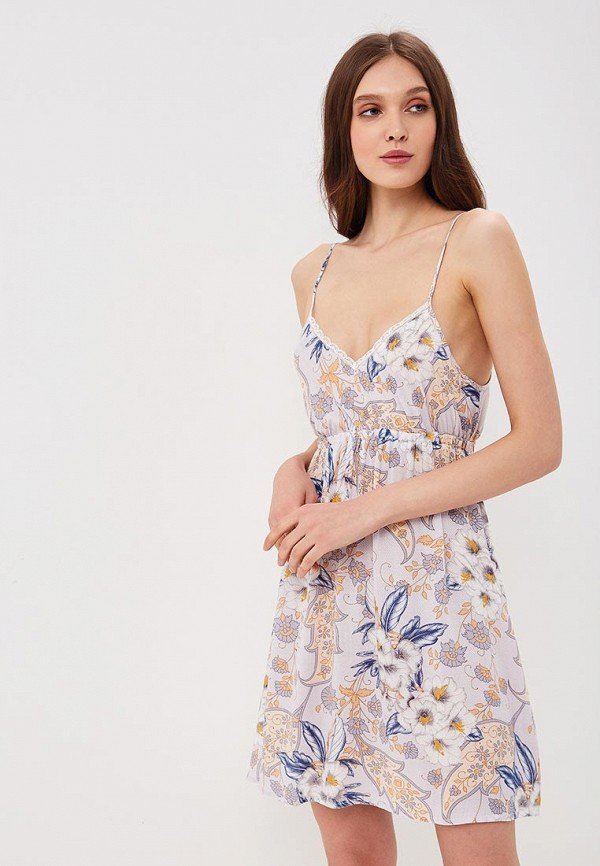 Купить Сорочка ночная Mia-Mia, MP002XW15IIA, фиолетовый, Весна-лето 2018
