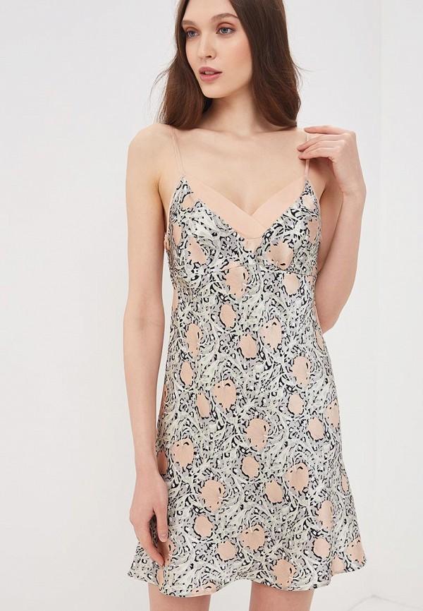 Купить Сорочка ночная Mia-Mia, MP002XW15IIO, серый, Весна-лето 2018