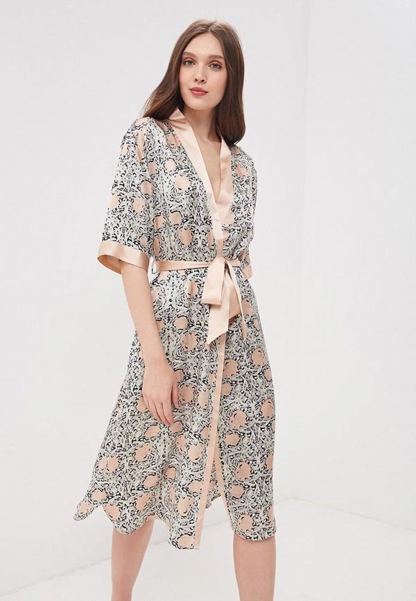 Купить Халат домашний Mia-Mia, MP002XW15IIU, серый, Весна-лето 2018