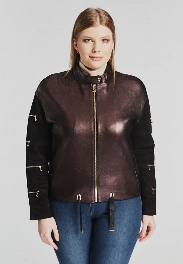 Фото Куртка кожаная Mondial. Купить с доставкой