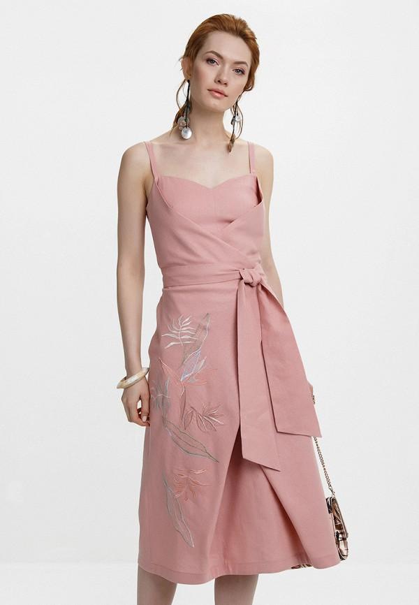 Купить Платье Audrey Right, MP002XW15ISX, розовый, Весна-лето 2018