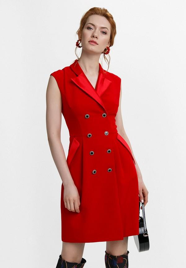 Купить Платье Audrey Right, MP002XW15ISZ, красный, Весна-лето 2018