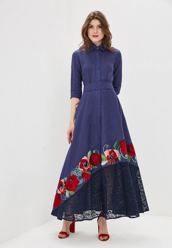 Платье Yukostyle Yukostyle MP002XW15IWB
