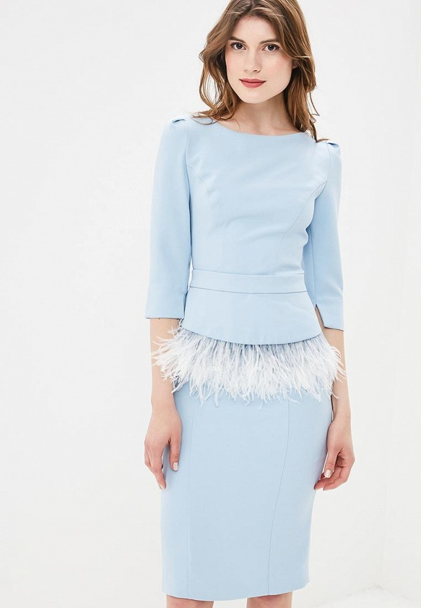Платье Ksenia Knyazeva Ksenia Knyazeva MP002XW15J7N юбки ksenia knyazeva юбка