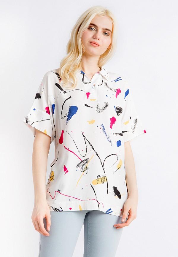Купить Блуза Finn Flare, MP002XW15JKR, белый, Весна-лето 2018