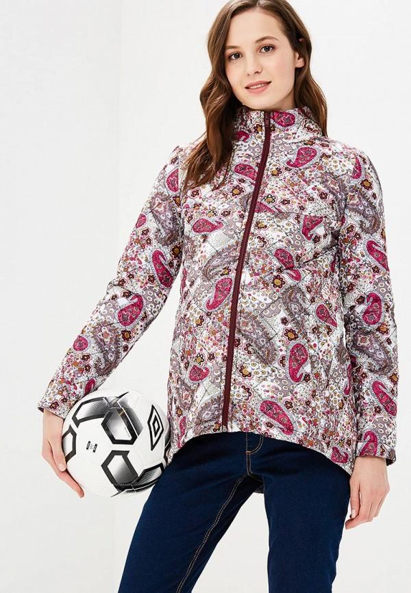 Фото Куртка утепленная Очаровательная Адель. Купить с доставкой