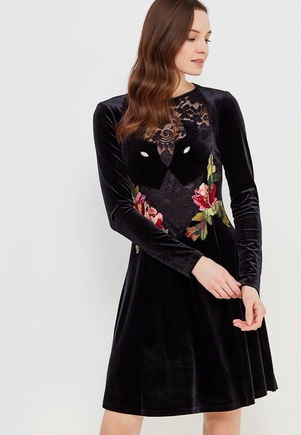 Платье Yukostyle Yukostyle MP002XW16ZXE