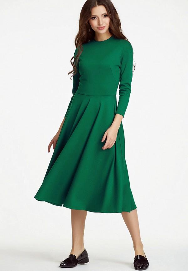 Купить Платье Fly, MP002XW17037, зеленый, Осень-зима 2017/2018