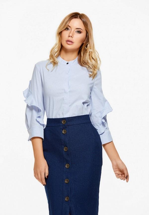 Купить Рубашка SoloU, MP002XW1703E, голубой, Осень-зима 2017/2018