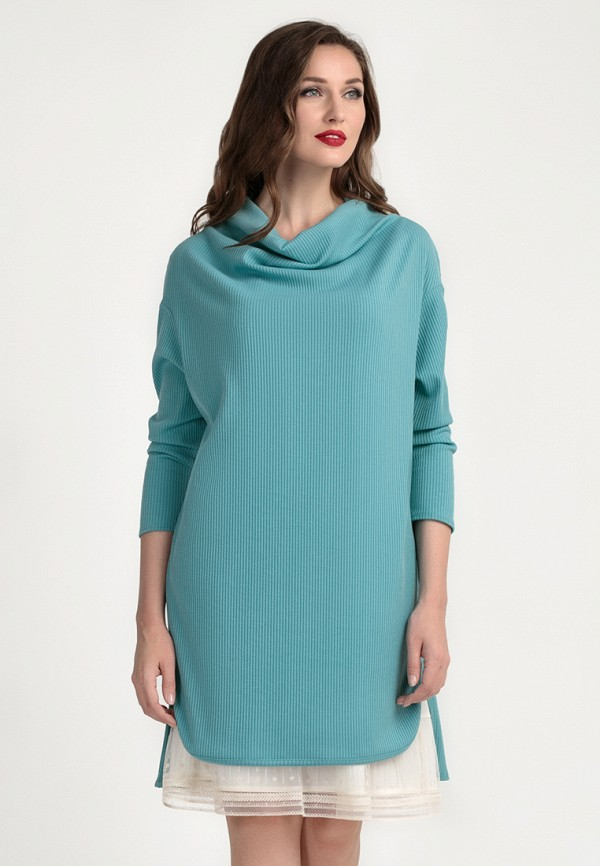 Купить Платье Larro, MP002XW170PD, голубой, Весна-лето 2018