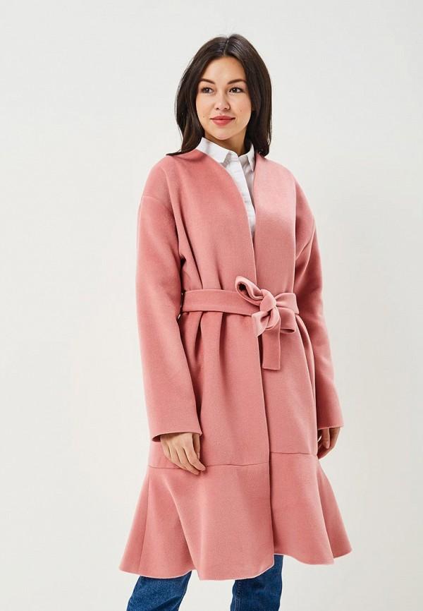 Пальто Maria Golubeva Maria Golubeva MP002XW18O0B платье maria golubeva maria golubeva mp002xw0yfkq