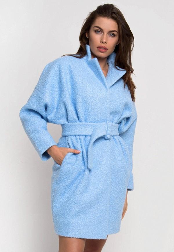 Купить Пальто KOT'S, MP002XW18O11, голубой, Весна-лето 2018