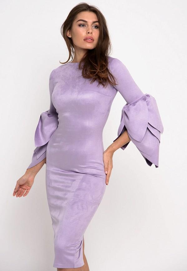 Купить Платье KOT'S, MP002XW18O16, фиолетовый, Весна-лето 2018