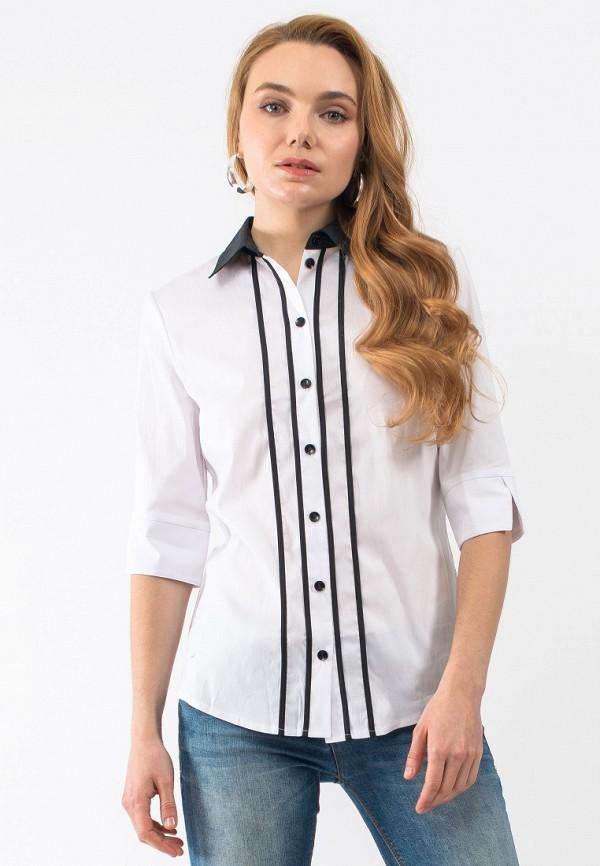 Купить Рубашка Gloss, MP002XW18TW3, белый, Весна-лето 2018