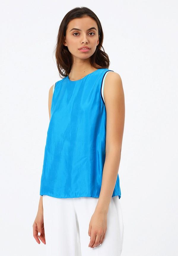 Купить Блуза Lime, MP002XW18UAZ, синий, Весна-лето 2018