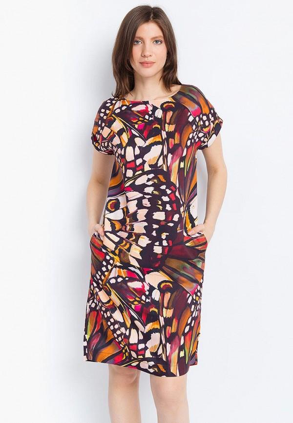 Платье Finn Flare Finn Flare MP002XW18UH4 платье джинсовое finn flare finn flare mp002xw18ur2