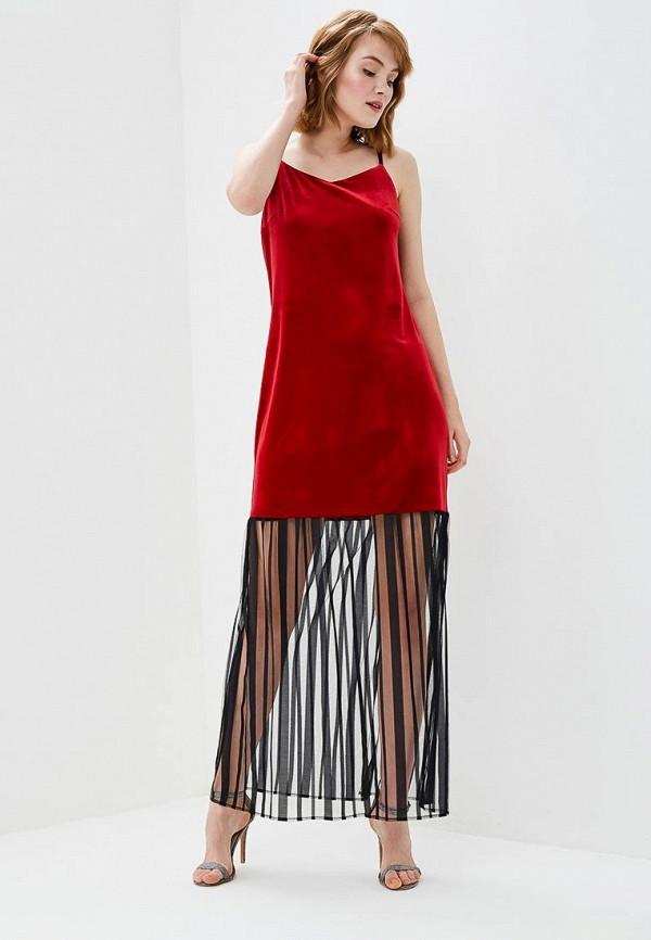 Платье Anastasya Barsukova Anastasya Barsukova MP002XW18UIJ