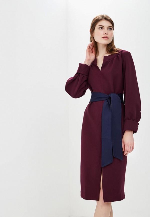 Купить Платье Bezko, MP002XW18UMC, бордовый, Весна-лето 2018