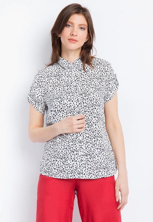 Купить Блуза Finn Flare, MP002XW18UQ2, белый, Весна-лето 2018