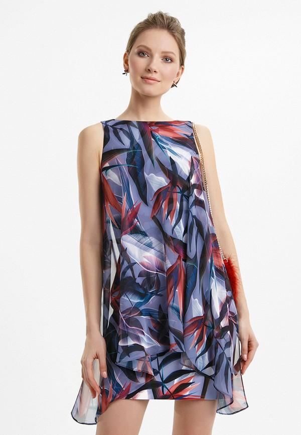 Купить Платье Audrey Right, MP002XW18UVY, синий, Весна-лето 2018