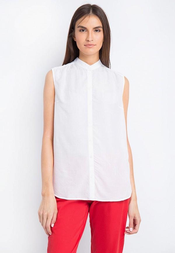 Купить Блуза Finn Flare, MP002XW18VDL, белый, Весна-лето 2018