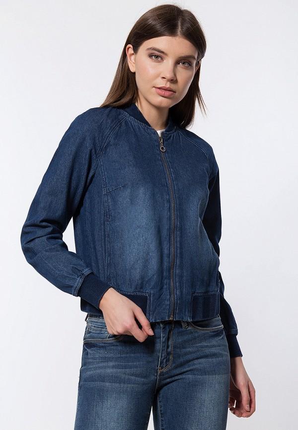 Фото Куртка джинсовая Finn Flare. Купить с доставкой