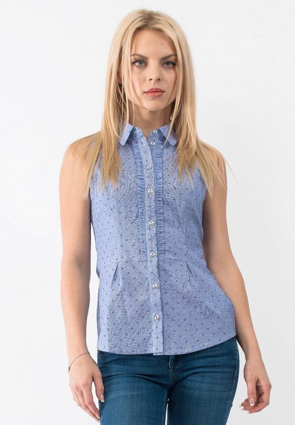 Купить Рубашка Gloss, MP002XW18VG5, синий, Весна-лето 2018