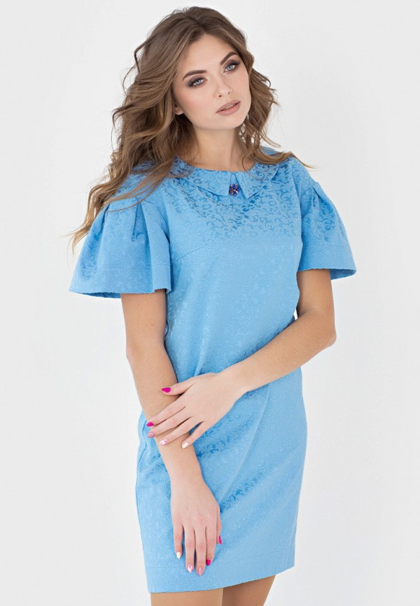 Купить Платье Filigrana, MP002XW18W9B, голубой, Весна-лето 2018