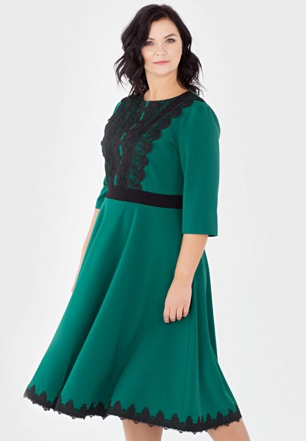 Купить Платье Filigrana, MP002XW18W9E, зеленый, Весна-лето 2018
