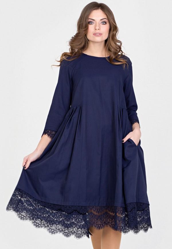 Купить Платье Filigrana, MP002XW18W9S, синий, Весна-лето 2018