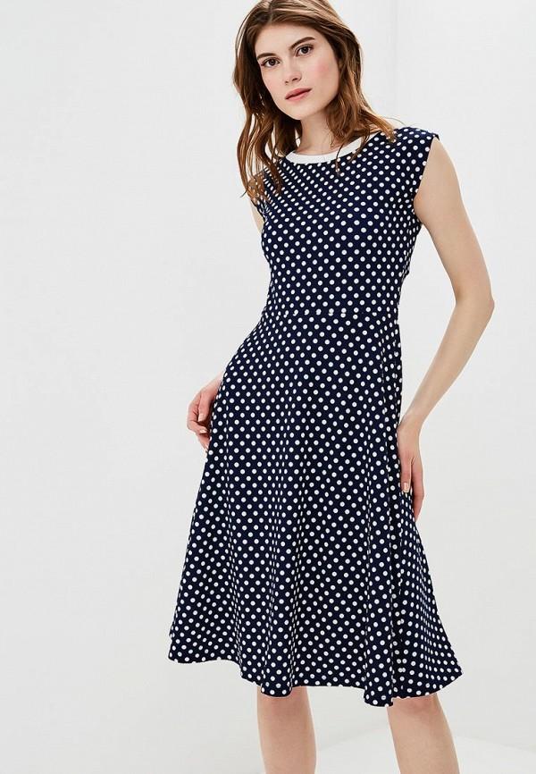 Купить Платье Eliseeva Olesya, MP002XW18WBW, синий, Весна-лето 2018