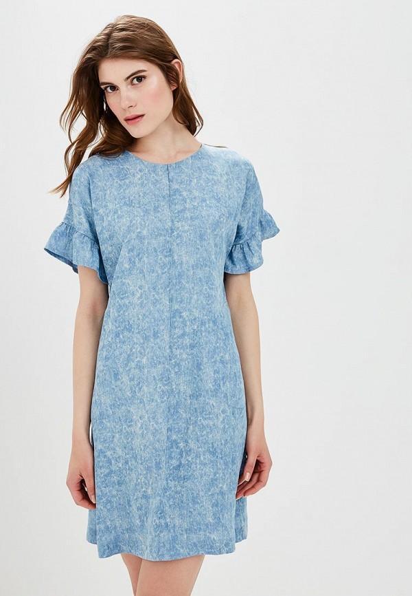 Купить Платье Eliseeva Olesya, MP002XW18WBX, синий, Весна-лето 2018