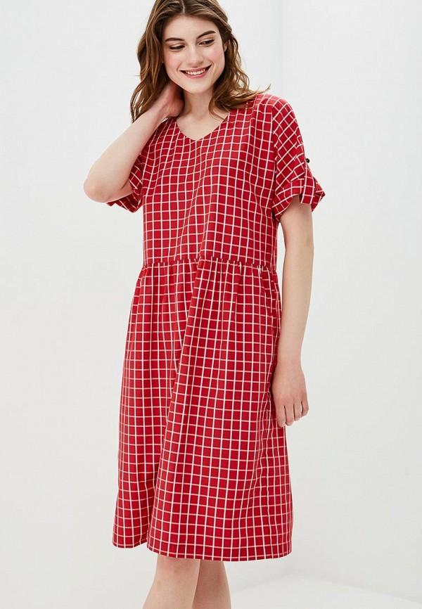 Купить Платье Eliseeva Olesya, MP002XW18WC2, красный, Весна-лето 2018
