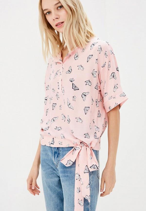 Купить Блуза MARI VERA, MP002XW18WNM, розовый, Весна-лето 2018