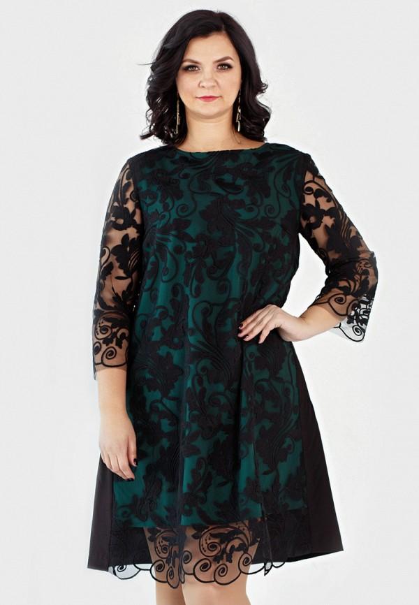 Купить Платье Filigrana, MP002XW18Y3D, зеленый, Весна-лето 2018