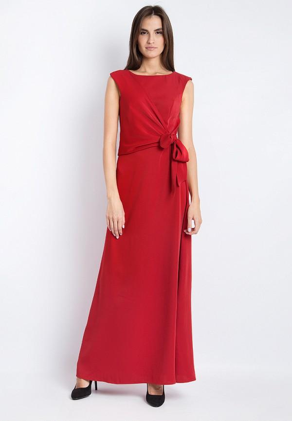 Купить Платье Finn Flare, CHAPURIN for FINN FLARE, MP002XW18Y4E, красный, Весна-лето 2018
