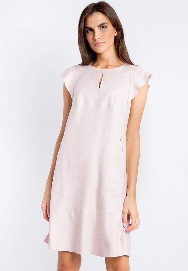 Купить Платье Finn Flare, CHAPURIN for FINN FLARE, MP002XW18YHZ, розовый, Весна-лето 2018