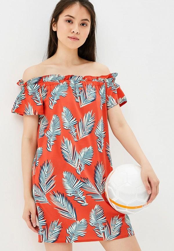Купить Платье Твое, MP002XW18Z2A, красный, Весна-лето 2018