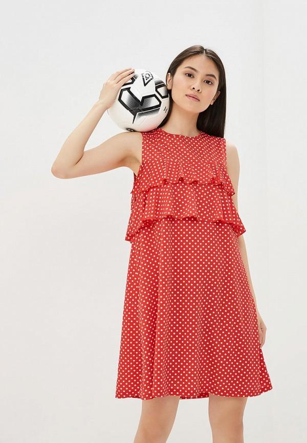 Купить Платье Твое, MP002XW18Z4U, красный, Весна-лето 2018