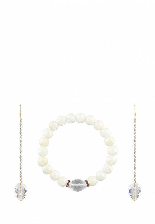 Фото Комплект браслет и серьги Anna Slavutina. Купить с доставкой