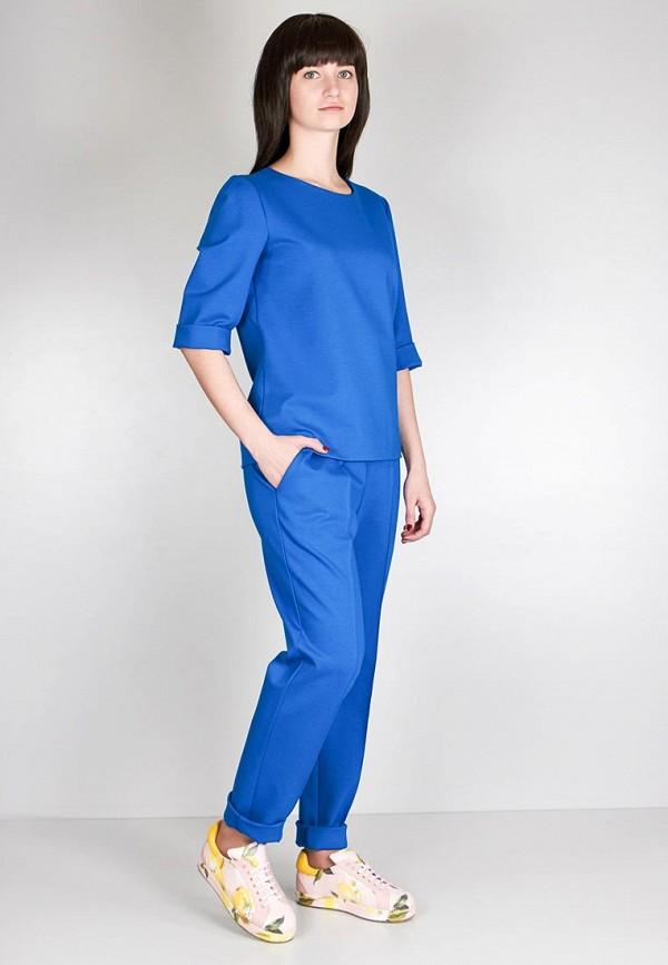 Фото Комплект блуза и брюки Marina Rimer. Купить с доставкой