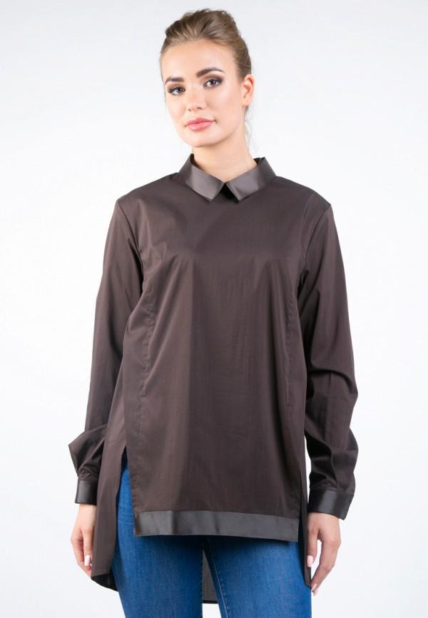 Блуза N by G. lab N by G. lab MP002XW1AC1S by malene birger pубашка